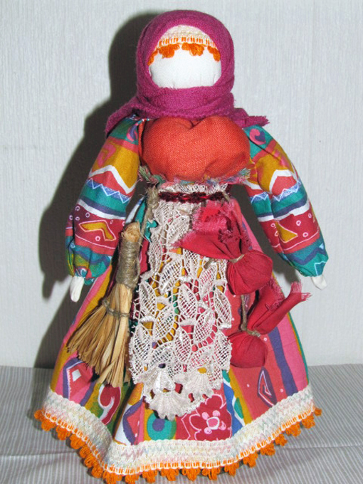 Куклы обрядовые из ткани